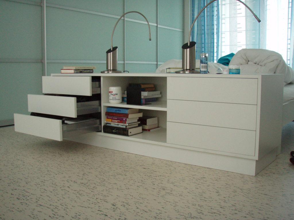 Dressoir slaapkamer Amsterdam